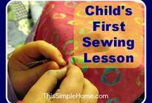 Sewing for Kids / by Annette @ This Simple Home