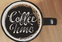 For The Love Of Coffee / coffee.  / by Rosie Brown