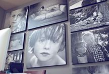 Gallery Arrangements (Photo Walls) / by Kit Laird