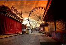 Circus / Amusement Parks / by Kit Laird