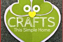 Crafts for Kids / by Annette @ This Simple Home