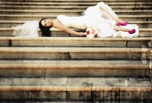 Inspirational Wedding Photography / I am not a photographer, but I do admire what they are able to do. That a good photographer can tell a whole wedding's story in a single image always amazes me! Find me here www.angelsweddings.co.za and @AngelsWeddings
