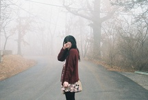 ♥  Fashion   ♥  / floral and cardigans and tights are basically all i wear sory  / by Tally
