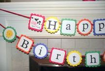 Party Ideas / by Tracey Simmons