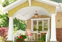 Entryways & Door Decor / by Margaret Hunter