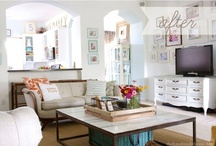 Decorable: Living Rooms / by Grace Wilson
