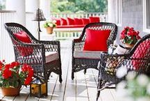Porches / by Bev Wood