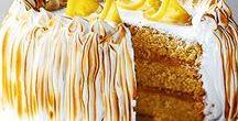 Lemon recipes / I love lemon puddings cakes & tarts so here I'll post the best lemon recipes I can find