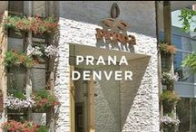 prAna Denver / The personal inspirations and musings of the staff @ the prAna store in Cherry Creek North at the corner of N 2nd and Fillmore Street in Denver, Colorado. / by prAna