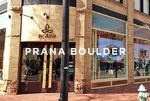 prAna Boulder / The personal inspirations and musings of the staff @ the prAna store on Pearl Street in downtown Boulder, Colorado. / by prAna