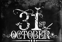 Halloween / It is the best time of the year, always been my fav.... If it were up too me Halloween would be every month, really every day.... Just always gets me excited and I love to hear ghost  stories and watch scary movies & Go to haunted attractions & cornmazes....Doesn't get any better...