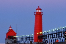 See The Light / These Lighthouses have guided a lot ships  safely away from rocks....not to mention their beauty...