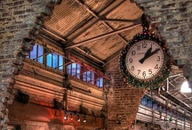 Time Shall Pass / I have a thing for clocks and would be late without them