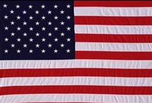I Pledge Allegiance / American made and should be proud of it