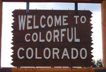 Rocky Mountain High....Colorado!
