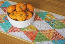 Quilted Table Runners / by Jandi Palmer Dean