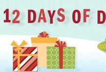 12 Days of Deals  / Check back daily from 12/1/12 to 12/12/12 for a new deal! #DailyDeal / by Interweave