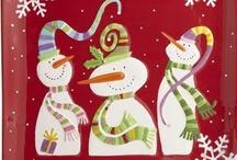 Snowmen Melt My <3