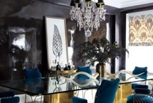 Home-Dinning Rooms to die for / by Nathalie Potvin