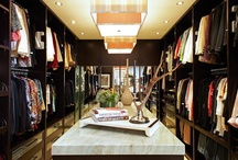 Home- Walk-in Closets / by Nathalie Potvin