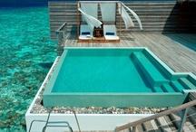 Home-Pools/Hot tubs / by Nathalie Potvin