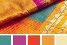 Home-Color Schemes / by Nathalie Potvin