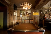 Home-Man Cave / by Nathalie Potvin