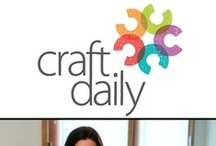Craft & Art Education / Learn something new today in the world of #art #crafts and #DIY from any of our fabulous webinars or our video site: www.CraftDaily.com  / by Interweave