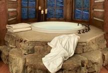 Rub-a-dub-dub, I can c my *ss in this tub..