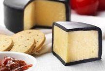 A British Cheese Board / Fine British Cheeses