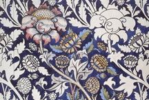 patterns and fabric galore  / Lovely fabrics and patterns! / by Kim Singleton