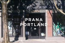prAna Portland / The personal inspirations and musings of the staff @ the prAna store located at 635 NW 23rd Avenue in Portland, Oregon. / by prAna