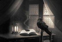 *~* Crows & Ravens '~'