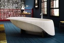 splish splash  / Bathrooms I would love to relax in. / by Kim Singleton