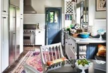 Andrew could cook here / Kitchens and dining / by Kim Singleton