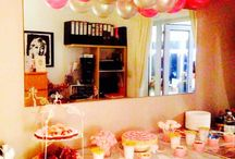 Party planning! / Inspiring ideas for parties...and some that have been tried and tested!!