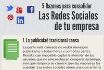 Infografías REDES SOCIALES / Redes sociales, Social Media. Infografías