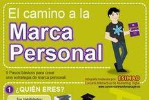 Infografias MARCA PERSONAL