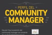 Infografías COMMUNITY MANAGER