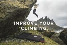 Improve Your Climbing / Welcome to the first post in a year long series to help you improve training, fitness and form from prAna Ambassador Alli Rainey & friends. Alli will address a dizzying array of topics to help you improve on and off the rock/plastic. Enjoy and be sure to RePin and share with your climbing friends & family! / by prAna