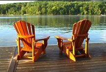 Lake House ideas / Decor and building ideas for a lake home.