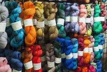 Interweave Yarn Fest / Immerse yourself in the world of specialty fiber and expand your technical abilities at Interweave Yarn Fest—a celebration of all the fiber arts. April 16-19, 2015 │ Loveland, CO  www.interweaveyarnfest.com / by Interweave