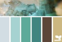 Home Decor: Paint Colors / Paint color ideas for the home.