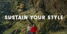 """Sustain Your Style / """"A brand should give much more than it takes from the world"""". This has forever been prAna's simple answer to the complex challenge of sustainability. prAna's reason to be and to continue on is based on an increasingly mindful use of natural resources, but also on our ability to motivate our community of customers and peer businesses. These are some of our sustainable styles."""