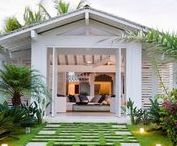 beach home / Beach house/on the shore/sea inspired design and decor
