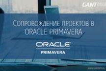 Сопровождение проектов в Oracle Primavera от gantbpm.ru / Календарно-сетевое сопровождение проектов в oracle primavera от gantbpm.ru