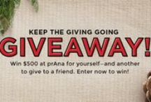 Promotions and Partnerships / We get by with a little help from our friends.  / by prAna