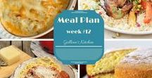 Weekly Meal Plans / Want a five day head start to your week?  Check here for 5 easy mid-week dinners.
