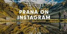 prAna on Instagram / Daily happenings and on-the-go inspiration from prAna on Instagram. Clothing for people who live life fully, play long, and travel well. Tag photos #prAna for a chance to be featured. Inspiration for travel, adventure, outdoors, activities, and yoga. Don't follow us yet? Add us any time by going to: instagram.com/prAna
