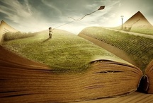 BOOK(worms) - related / 'In a library we are surrounded by many hundreds of dear friends imprisoned by an enchanter in paper and leathern boxes.'                        Ralph Waldo Emerson / by czasoprzestrzennie